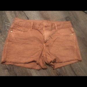 Maurices 9/10 jean shorts